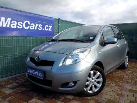 Toyota Yaris, 2011