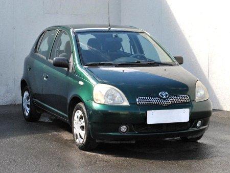 Toyota Yaris, 2002