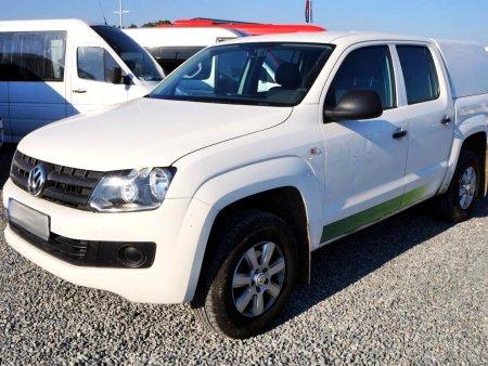 Volkswagen Amarok, 2014