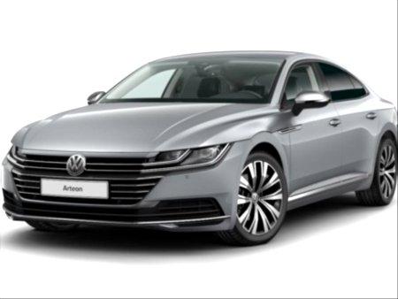 Volkswagen Arteon, 2018