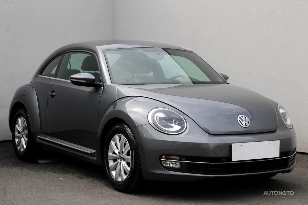 Volkswagen Beetle, 2013 - celkový pohled
