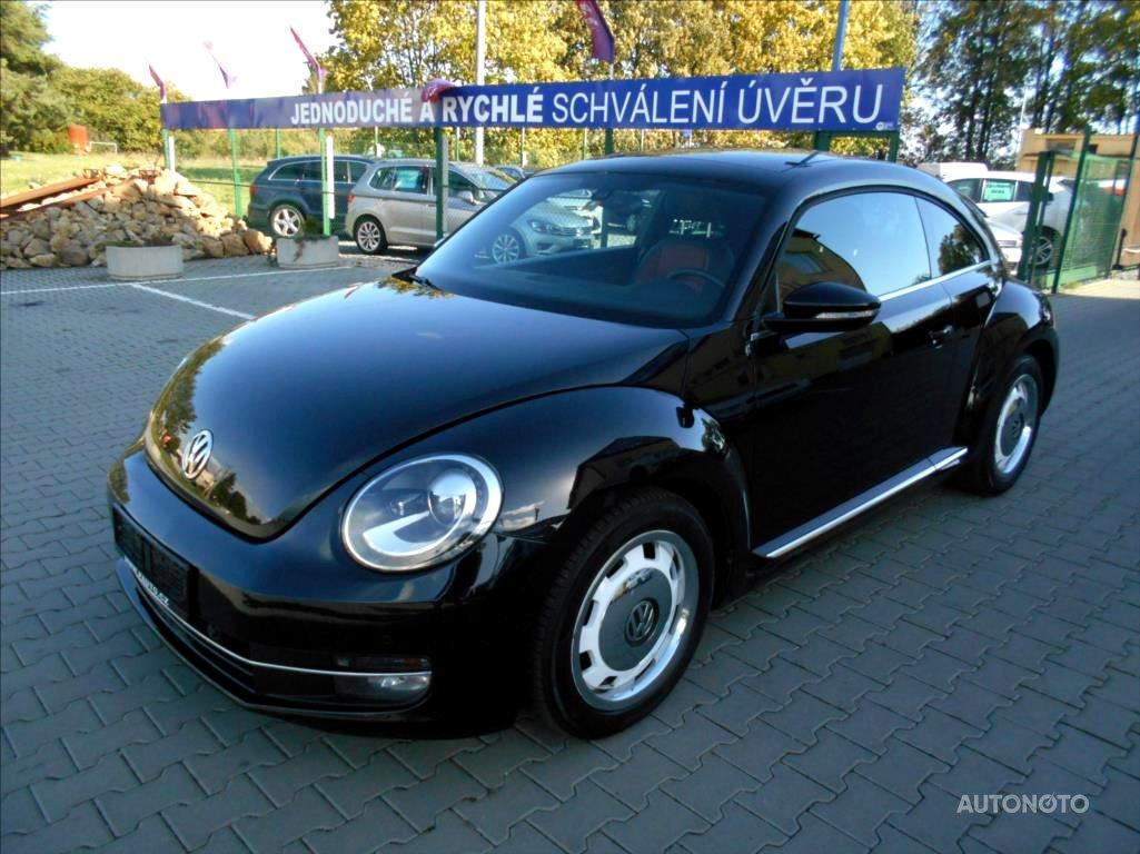 Volkswagen Beetle, 2012 - celkový pohled