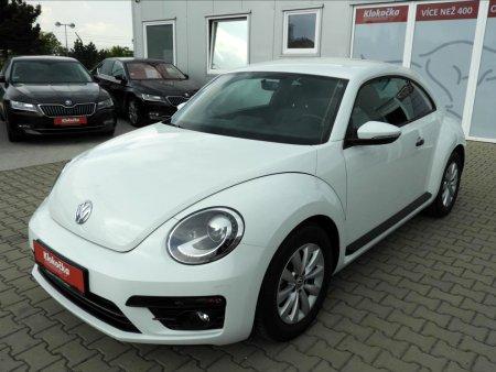 Volkswagen Beetle, 2016