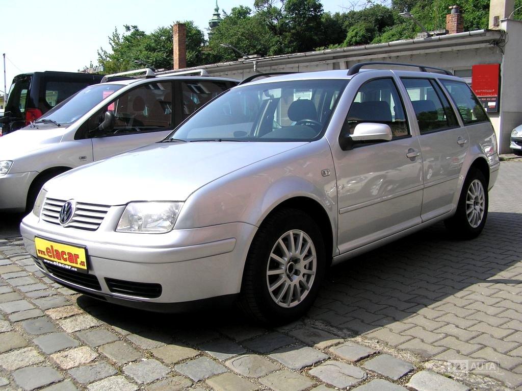 Volkswagen Bora, 2003 - celkový pohled