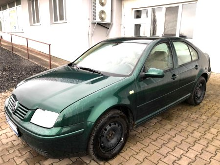 Volkswagen Bora, 1999