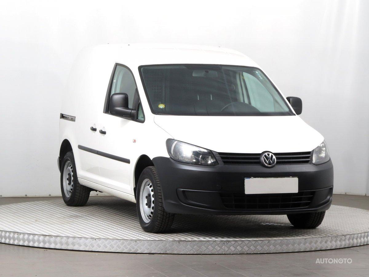 Volkswagen Caddy, 2015 - celkový pohled