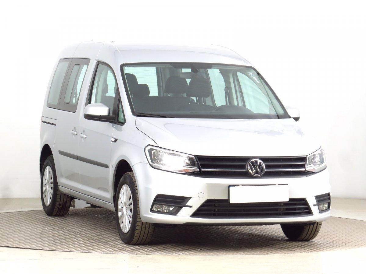 Volkswagen Caddy, 2018 - celkový pohled