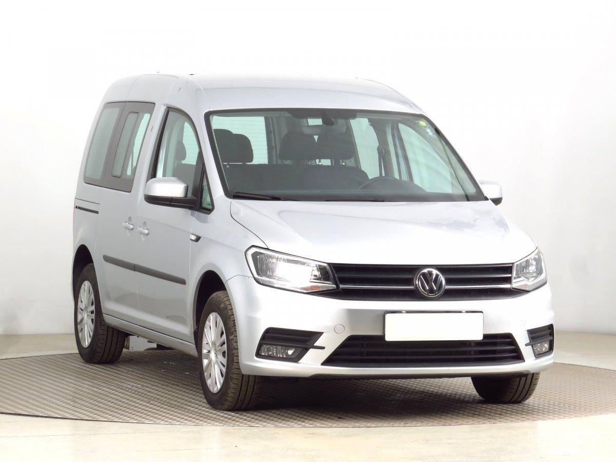 Volkswagen Caddy, 2018 - pohled č. 1