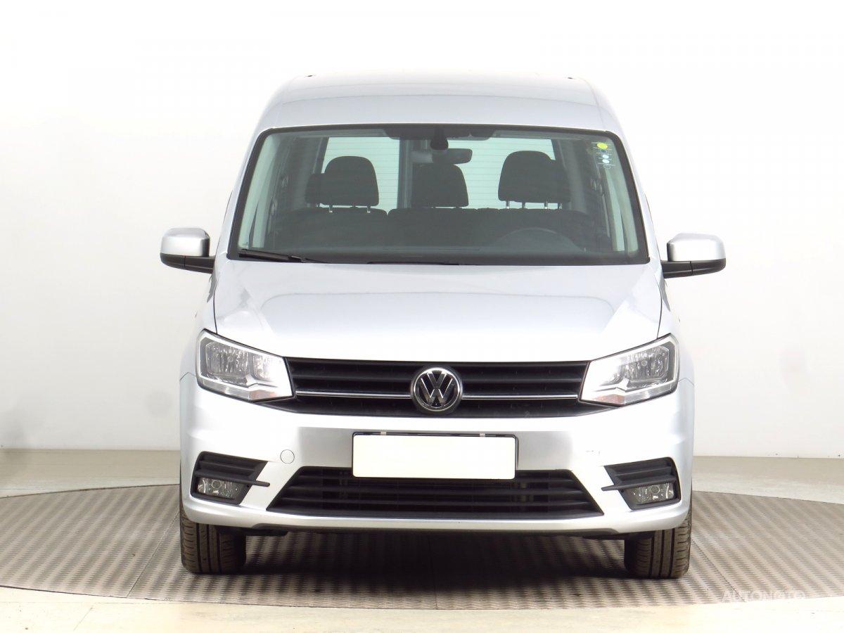 Volkswagen Caddy, 2018 - pohled č. 2