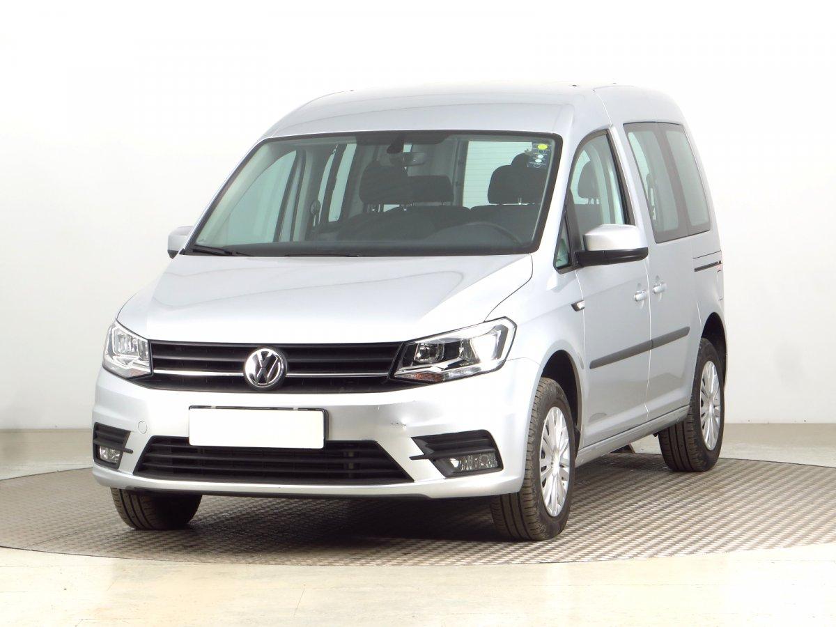 Volkswagen Caddy, 2018 - pohled č. 3