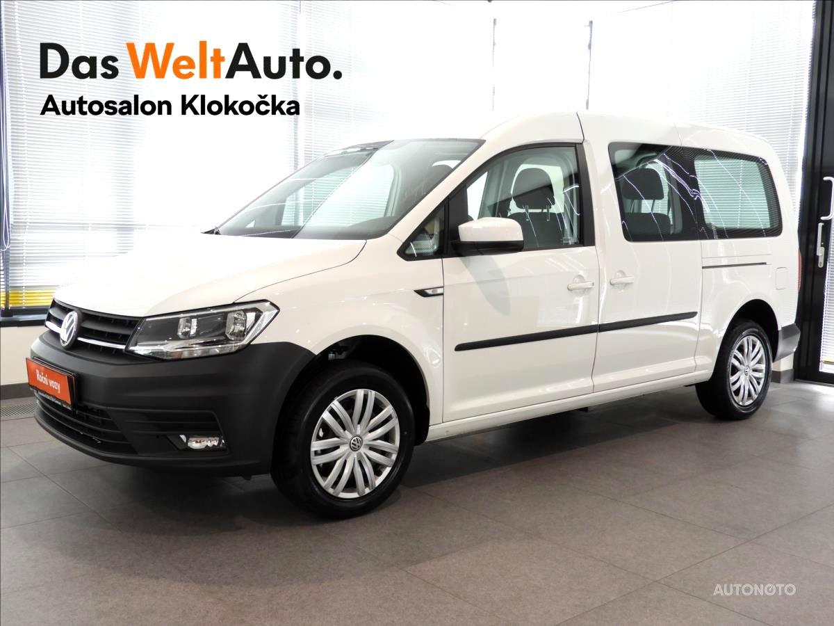 Volkswagen Caddy, 2019 - celkový pohled
