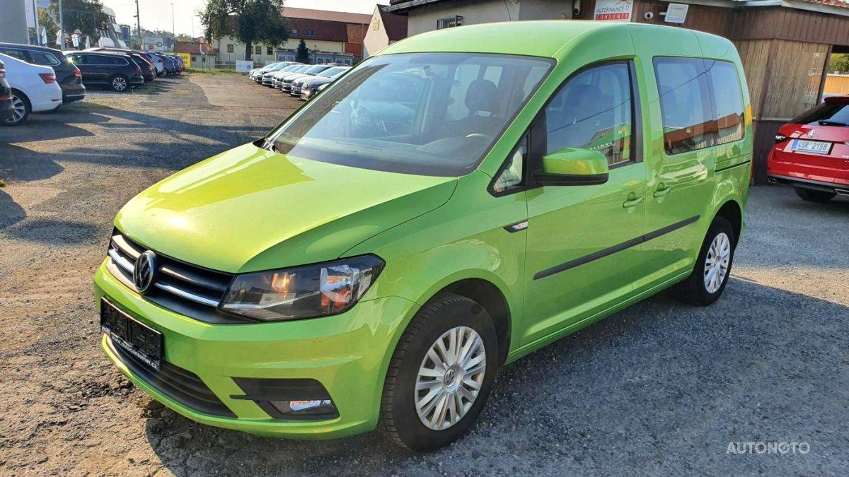 Volkswagen Caddy, 0 - celkový pohled