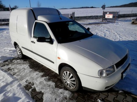 Volkswagen Caddy, 2003