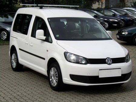 Volkswagen Caddy, 2014