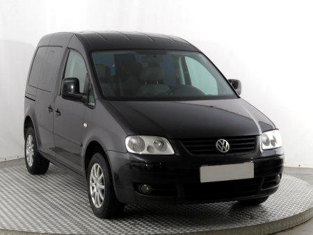 Volkswagen Caddy, 2007