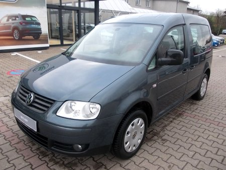 Volkswagen Caddy, 2008