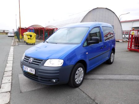 Volkswagen Caddy, 2010