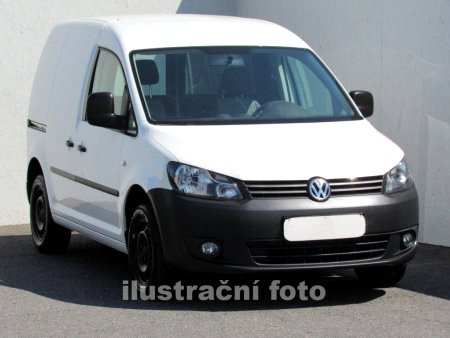 Volkswagen Caddy, 2011