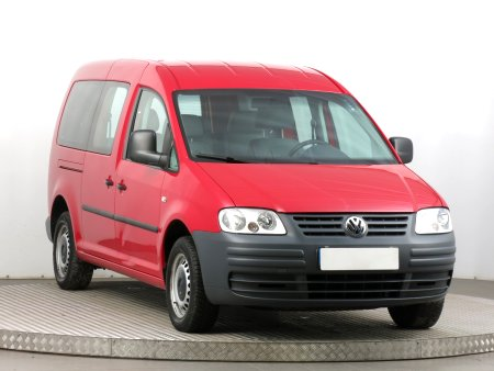 Volkswagen Caddy, 2009