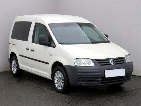 Volkswagen Caddy, 2004