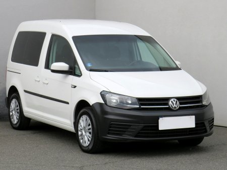Volkswagen Caddy, 2016