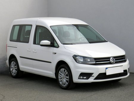 Volkswagen Caddy, 2017