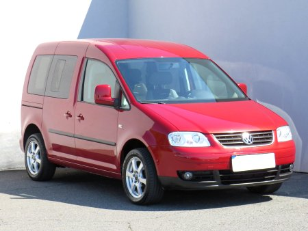 Volkswagen Caddy, 2007