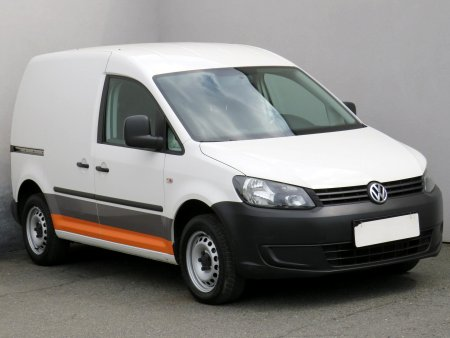 Volkswagen Caddy, 2015