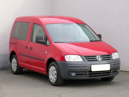Volkswagen Caddy, 2008