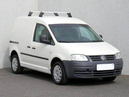 Volkswagen Caddy, 2006