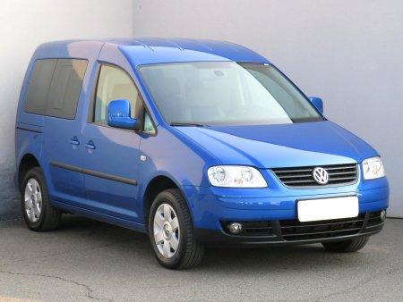 Volkswagen Caddy, 2009
