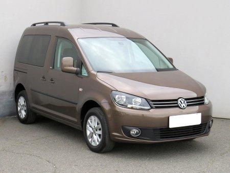 Volkswagen Caddy, 2013