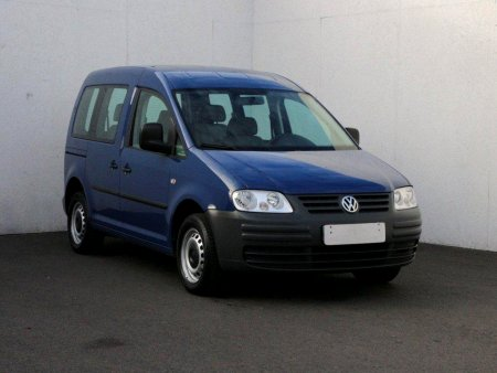 Volkswagen Caddy, 2004