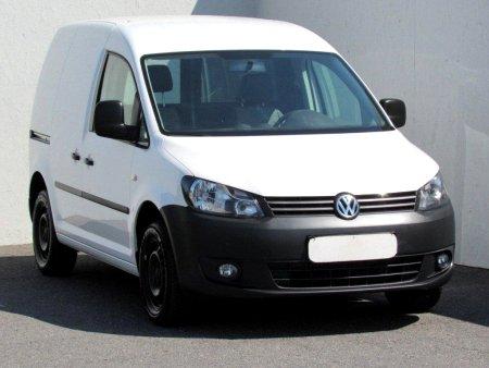 Volkswagen Caddy, 2011
