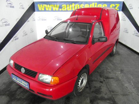 Volkswagen Caddy, 1998