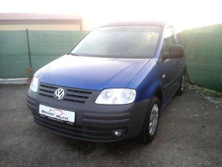 Volkswagen Caddy, 2005