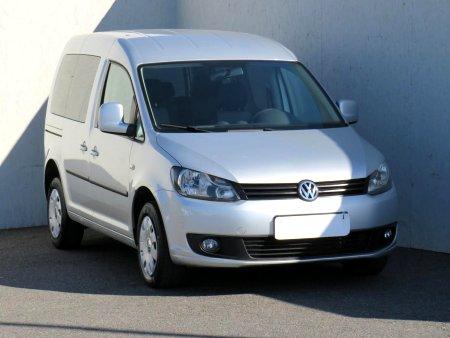 Volkswagen Caddy, 2010