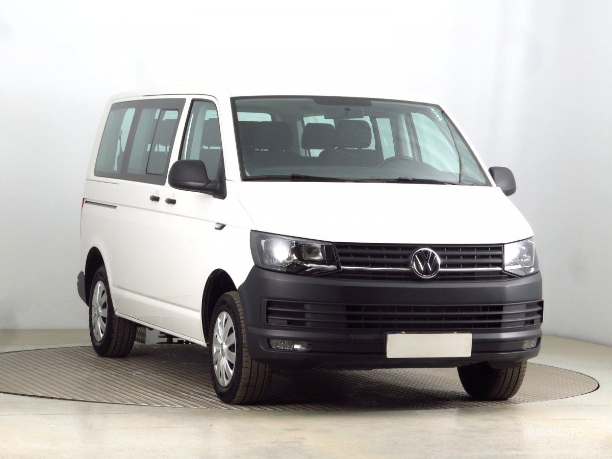 Volkswagen Caravelle, 2018 - celkový pohled