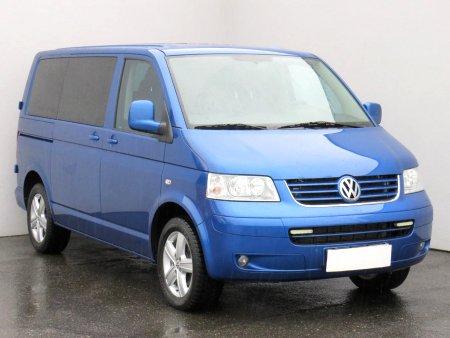 Volkswagen Caravelle, 2008