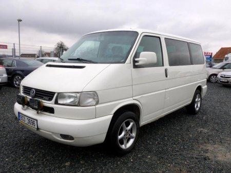 Volkswagen Caravelle, 2001