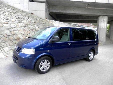 Volkswagen Caravelle, 2003