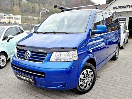 Volkswagen Caravelle, 2004
