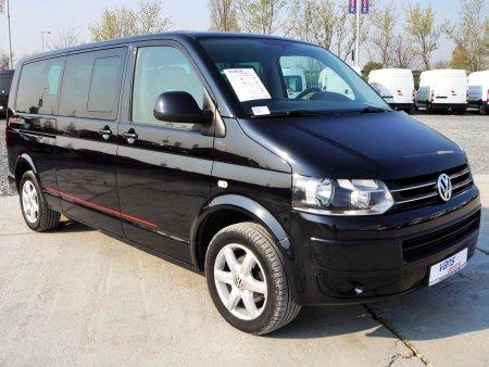 Volkswagen Caravelle, 2010
