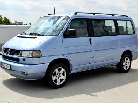 Volkswagen Caravelle, 1998