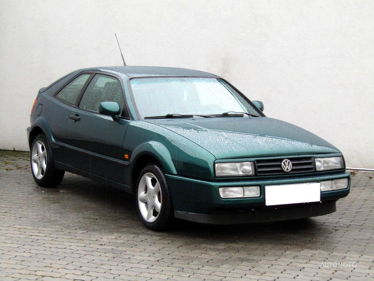 Volkswagen Corrado, 1997 - celkový pohled