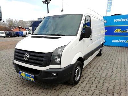 Volkswagen Crafter, 2015