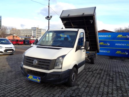 Volkswagen Crafter, 2014