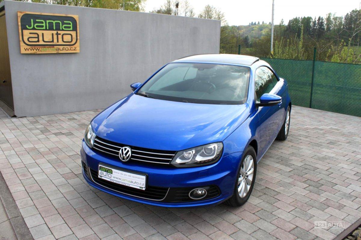 Volkswagen Eos, 2011 - celkový pohled
