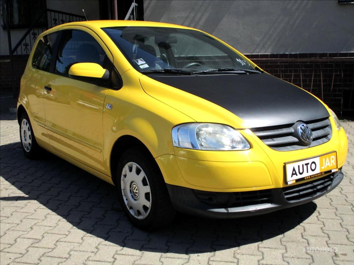 Volkswagen Fox, 2009 - celkový pohled