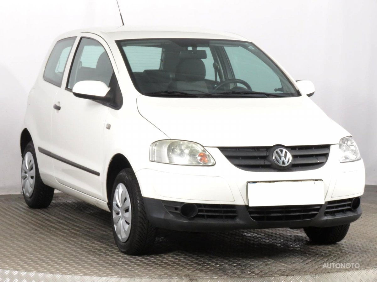 Volkswagen Fox, 2008 - celkový pohled